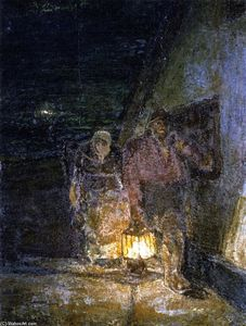Henry Ossawa Tanner - Fishermen's Return