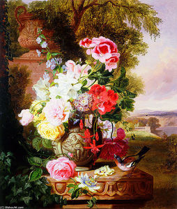 William John Wainwright - Floral Arrangement