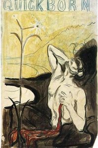 Edvard Munch - The Flower of Pain