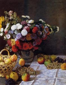 Claude Monet - Flowers and Fruit