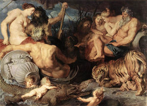 Peter Paul Rubens - The Four Continents