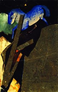 Franz Marc - From King Jussuff's Nights
