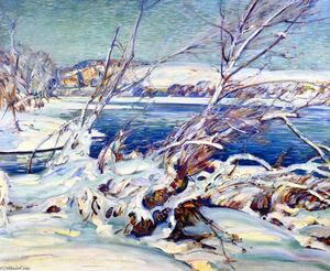 Charles Rosen - The Frozen River