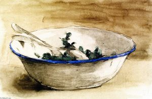 Eva Gonzales - The Fruit Bowl