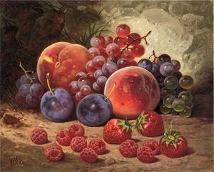 William Mason Brown - Fruits of Summer