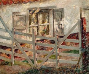 Emil Claus - The Gate