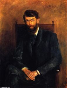 John Butler Yeats - George William Russell (A.E.)