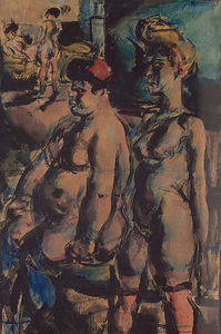 Georges Rouault - The Girls