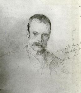 John Singer Sargent - Gordon Greenough
