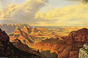 Levi Wells Prentice - Grand View, Grand Canyon National Park, Arizona
