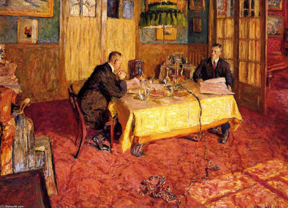 1000 images about edouard vuillard on pinterest edouard for Pierre bonnard la fenetre ouverte