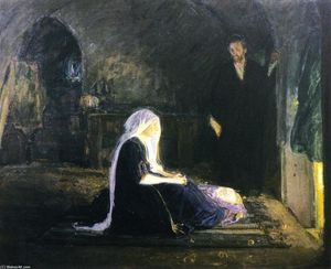 Henry Ossawa Tanner - The Holy Family