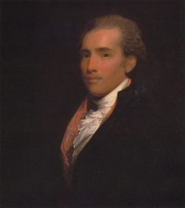 Gilbert Stuart - The Honorable Thomas B. Law