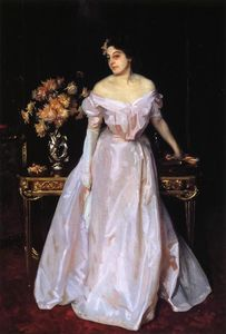 John Singer Sargent - Hylda, Daughter of Asher and Mrs. Wertheimer