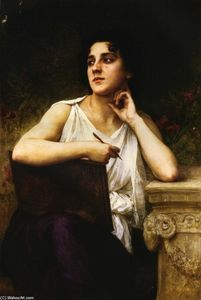 William Adolphe Bouguereau - Inspiration