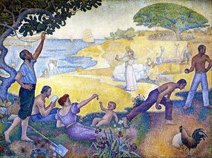 Paul Signac - In the Time of Harmony