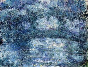 Claude Monet - The Japanese Bridge (11)