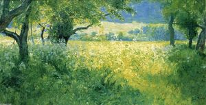 Guy Orlando Rose - July Afternoon