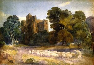 David Cox - Kenilworth Castle