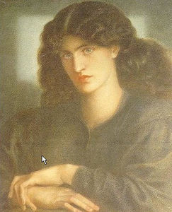 Dante Gabriel Rossetti - The Lady of Pity
