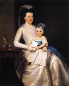 Ralph Earl - Lady Williams and Child