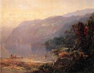 William Louis Sonntag - Landscape