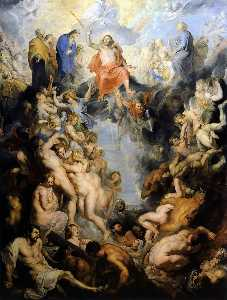 Peter Paul Rubens - The Last Judgement