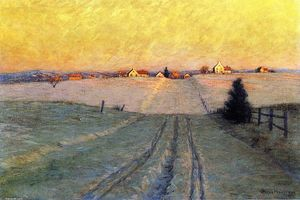 Lowell Birge Harrison - Late Winter Afternoon