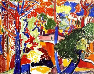 André Derain - L'Estaque