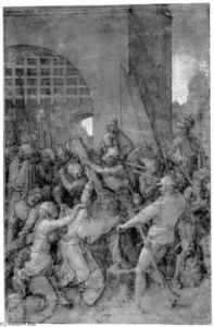 Albrecht Durer - The Cross of Christ