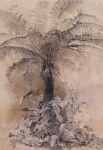 Aleksey Savrasov - Tropical plants