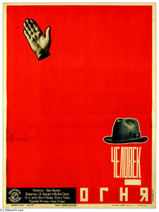Alexander Rodchenko - The Fire-s Man