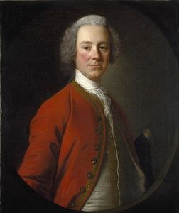 Allan Ramsay - John Campbell, 4th Earl of Loudoun
