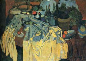 André Derain - Still Life on the Table