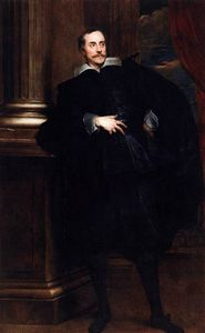 Anthony Van Dyck - Portrait of Marcello Durazzo