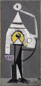Arshile Gorky - The Barber (Composition No. 5)