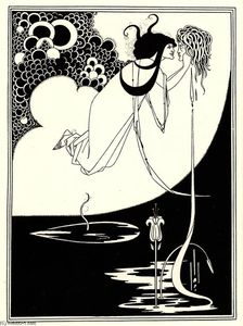 Aubrey Vincent Beardsley - The Climax