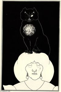 Aubrey Vincent Beardsley - The Black Cat