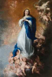 Bartolome Esteban Murillo - Immaculate Conception of Soult