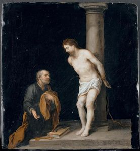 Bartolome Esteban Murillo - Christ The Column