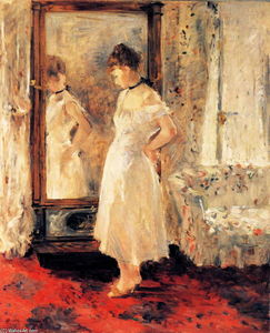 Berthe Morisot - The Cheval Glass