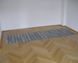 Carl Andre - Corduroy Road