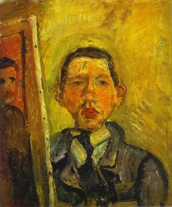 Chaim Soutine - Self Portrait