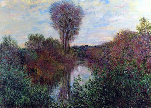 Claude Monet - Small Branch of the Seine