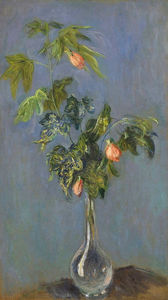 Claude Monet - Flowers in a Vase