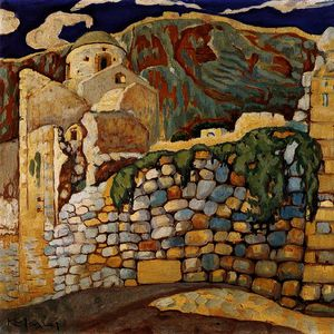 Konstantinos Maleas - Castle at Monemvasia