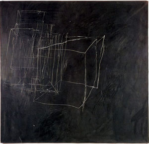 Cy Twombly - Night Watch