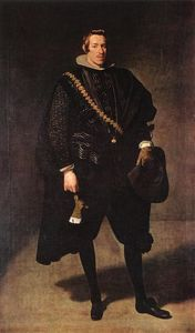 Diego Velazquez - Portrait of Infante Don Carlos