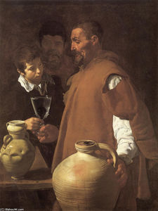 Diego Velazquez - The Waterseller of Seville