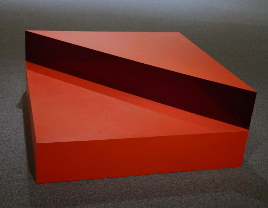 Untitled, 1963 by Donald Judd (1928-1994, United States)